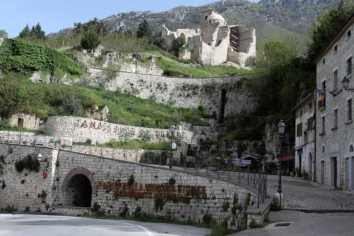 Parco della memoria Storica di San Pietro Infine