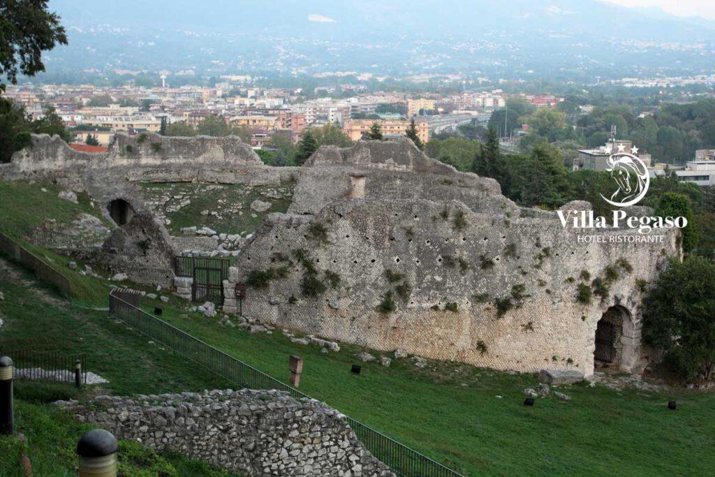 L'anfiteatro romando di Cassino